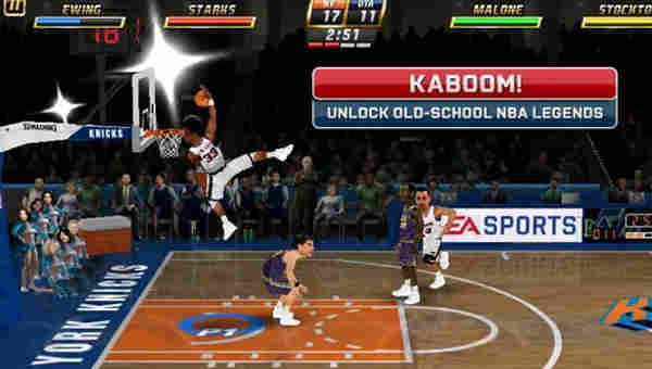 Game basket android