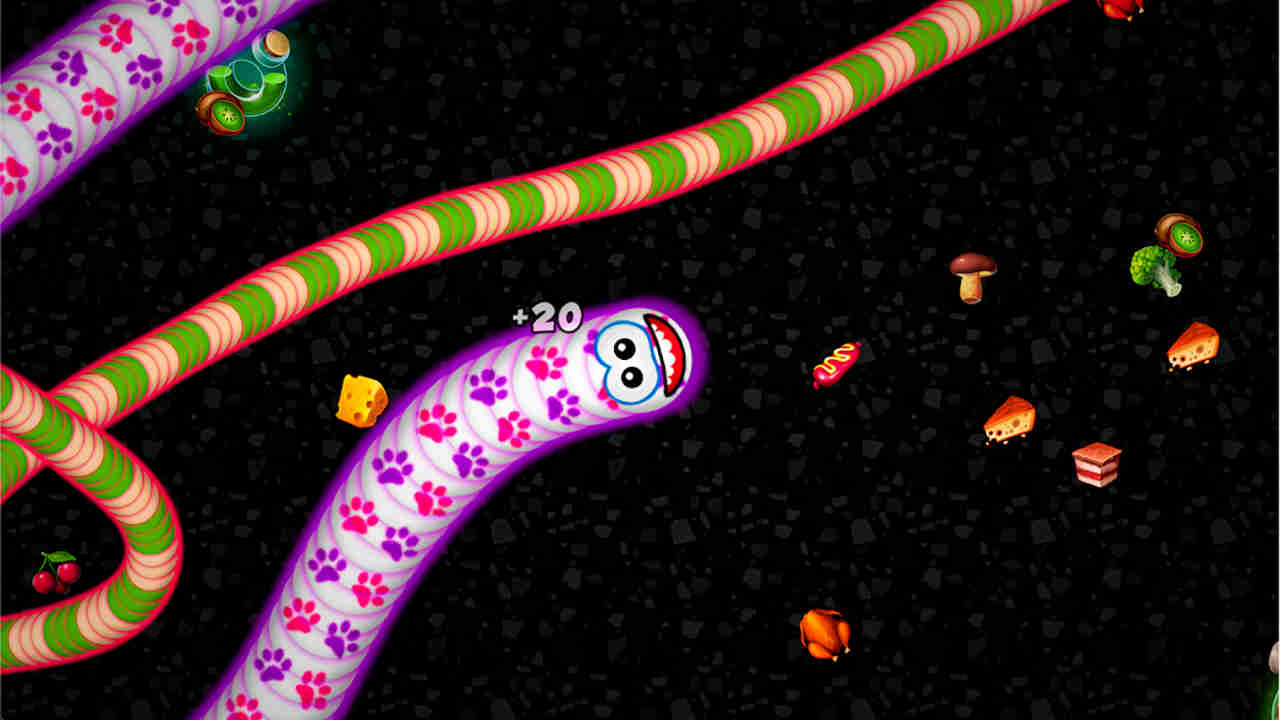 game android worm/cacing